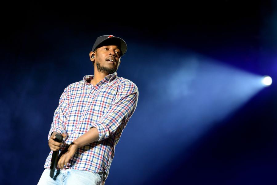 Kendrick Lamar pobił rekord serwisu Spotify