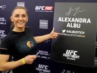 Piękna Rosjanka będzie walczyć na gali UFC w Krakowie. ZDJĘCIA