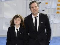 Mark Ruffalo pochwalił się córką, która wyglądała jak... chłopak [ZDJĘCIA]
