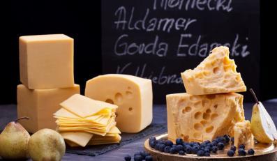 1. Przeciętny Polak zjada rocznie 12 – 13 kilogramów sera