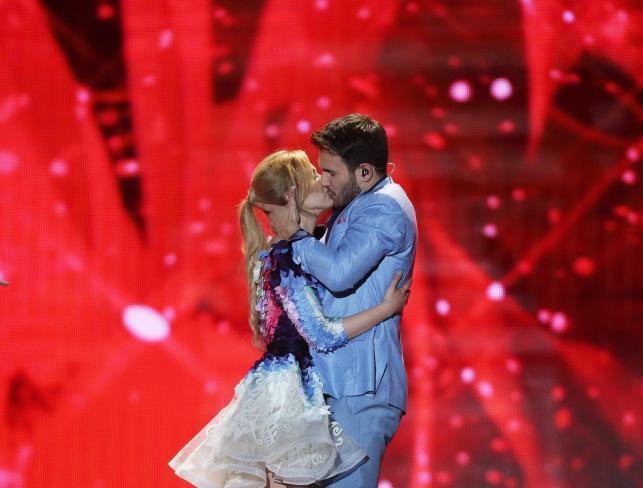 Eurowizja 2015: Monika Linkyte i Vaidas Baumila z Litwy