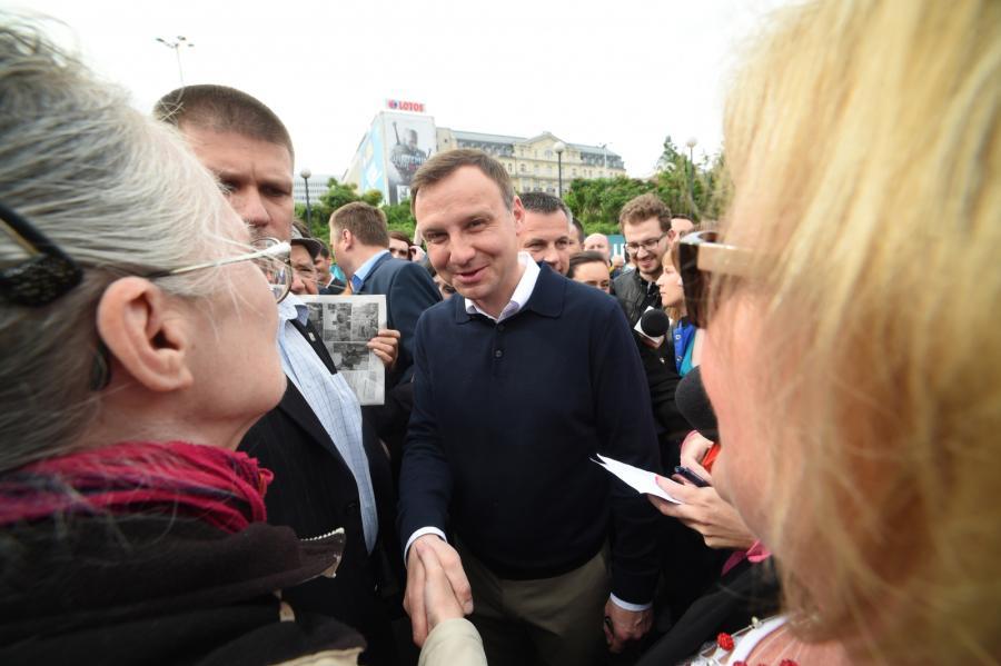 Andrzeja Duda