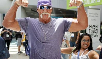 """Hulk Hogan kontra """"Niezniszczalni""""?"""