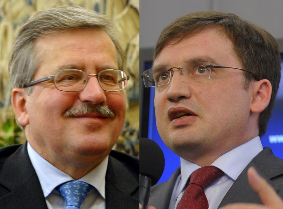 Komorowski i Ziobro na prezydenta? Możliwe