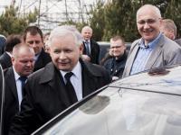 Jarosław Kaczyński: Od trzech dni świętuję po nocach