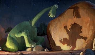 """Zobacz pierwszy zwiastun """"Dobrego dinozaura"""""""
