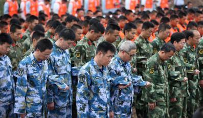 Chiny upamiętniają ofiary katastrofy promu