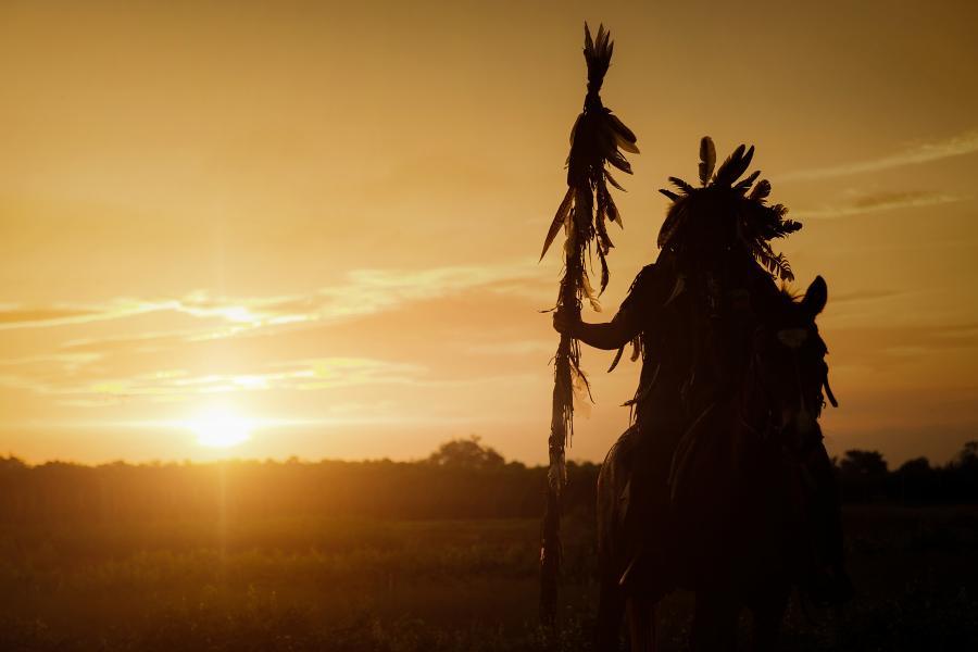 Indianie z Ameryki Północnej