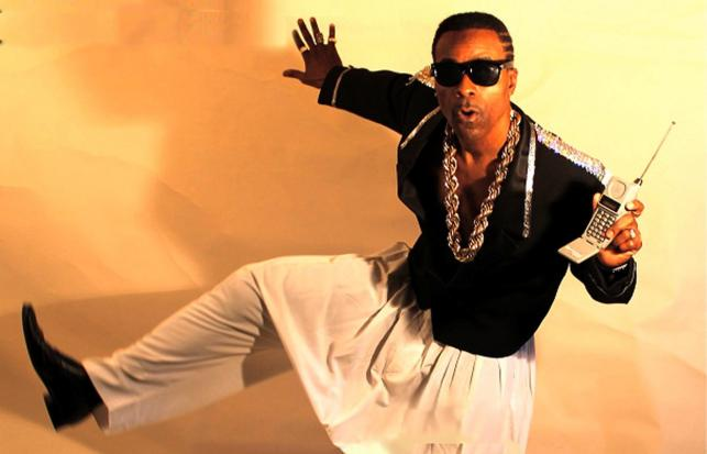 "Mc Hammer – ""U Can't Touch This"""