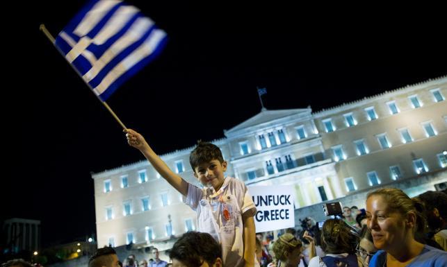 Referendum w Grecji