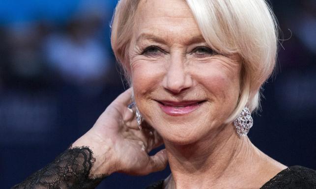 Królowa jest tylko jedna. Helen Mirren świętuje 70. urodziny [ZDJĘCIA]
