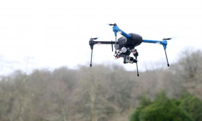 Do końca roku propozycja przepisów Unii Europejskiej w sprawie dronów