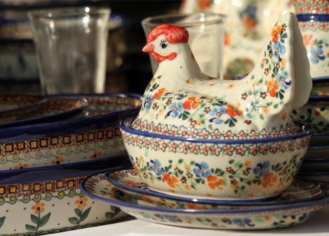 Ceramika z Bolesławca.