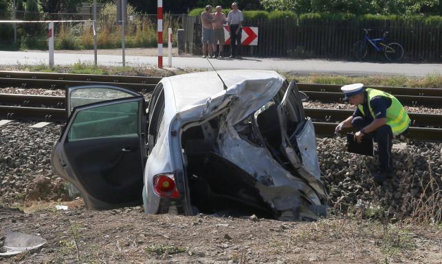 Pendolino kontra auto. Wypadek w Blachowni pod Częstochową