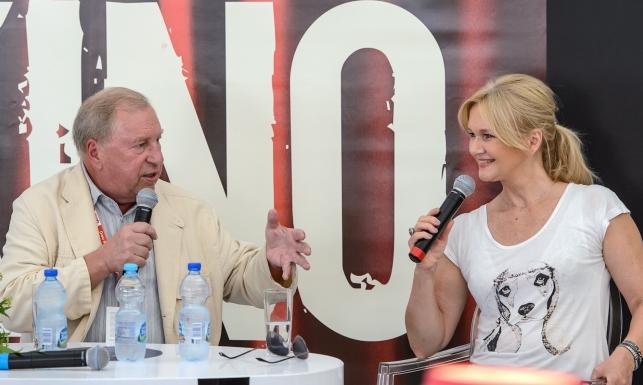 Ukochane dziecko Grażyny Torbickiej: Festiwal Filmu i Sztuki Dwa Brzegi [ZDJĘCIA]