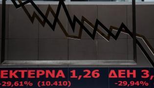 Grecka giełda