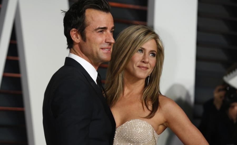 Jennifer Aniston i Justin Theroux wzięli ślub