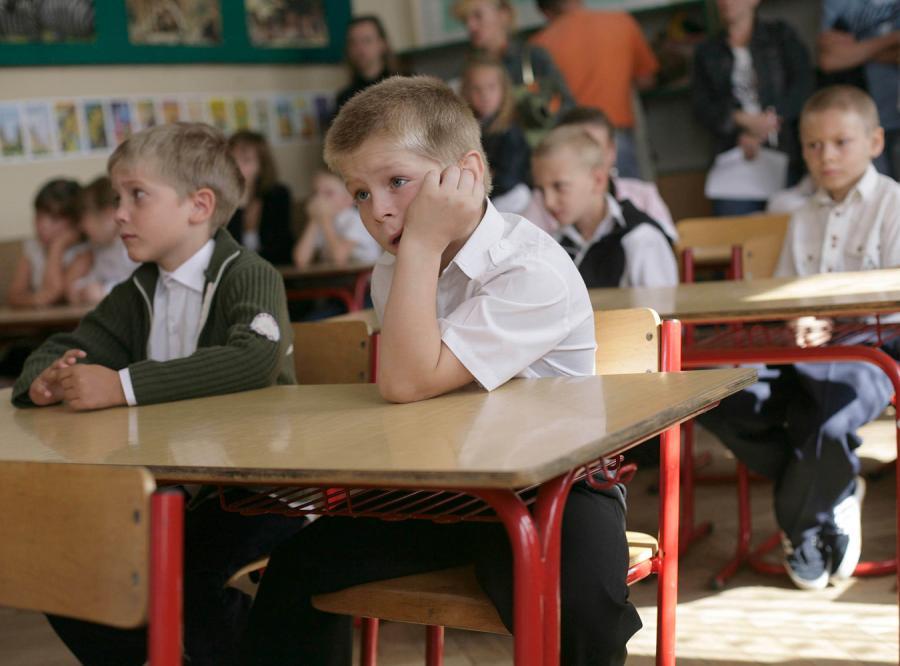 PO pośle sześciolatki do szkół