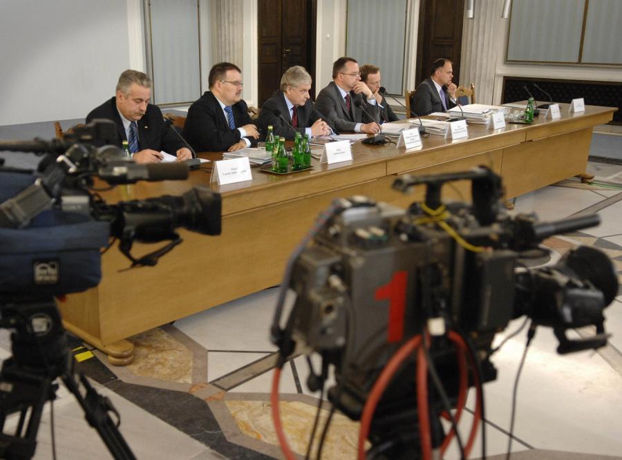 Komisja śledcza od Olewnika pod ochroną?