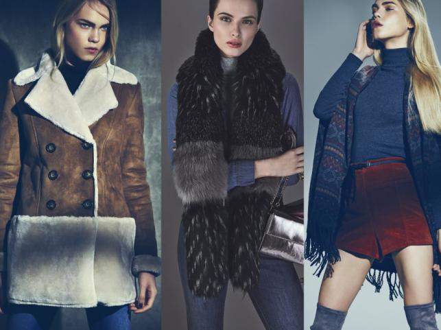 New Look - kolekcja jesień/zima 2015/2016