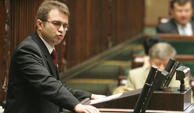 Girzyński: Można być marszałkiem, można być też chamem