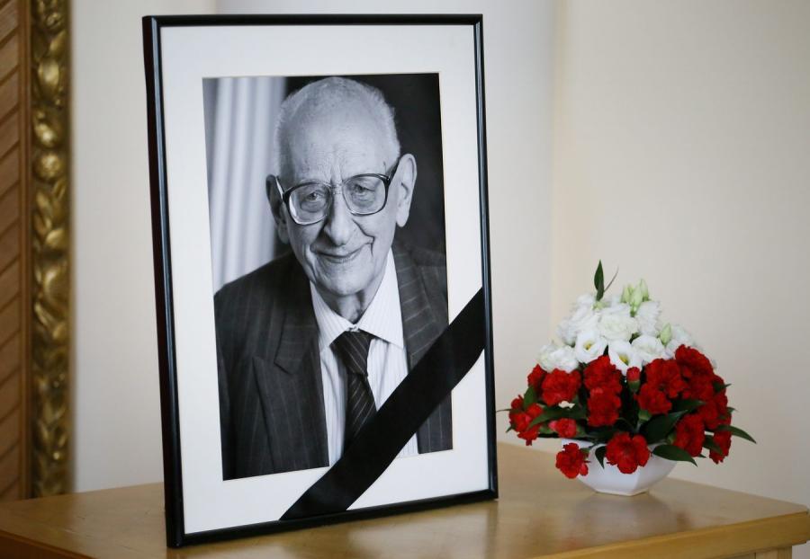 Portret Władysława Bartoszewskiego
