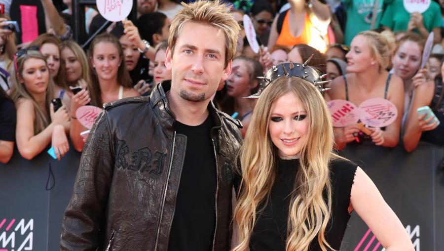 Avril Lavigne i Chad Kroeger pracują razem