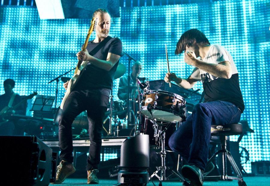 Radiohead po cztrech latach przygotowuje nowy krążek