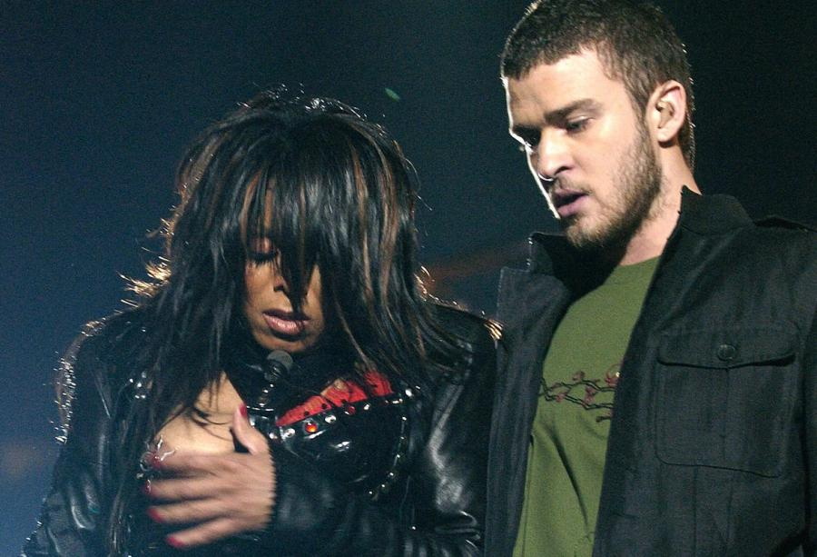 Justin Timberlake i Janet Jackson