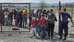 Imigranci w Macedonii