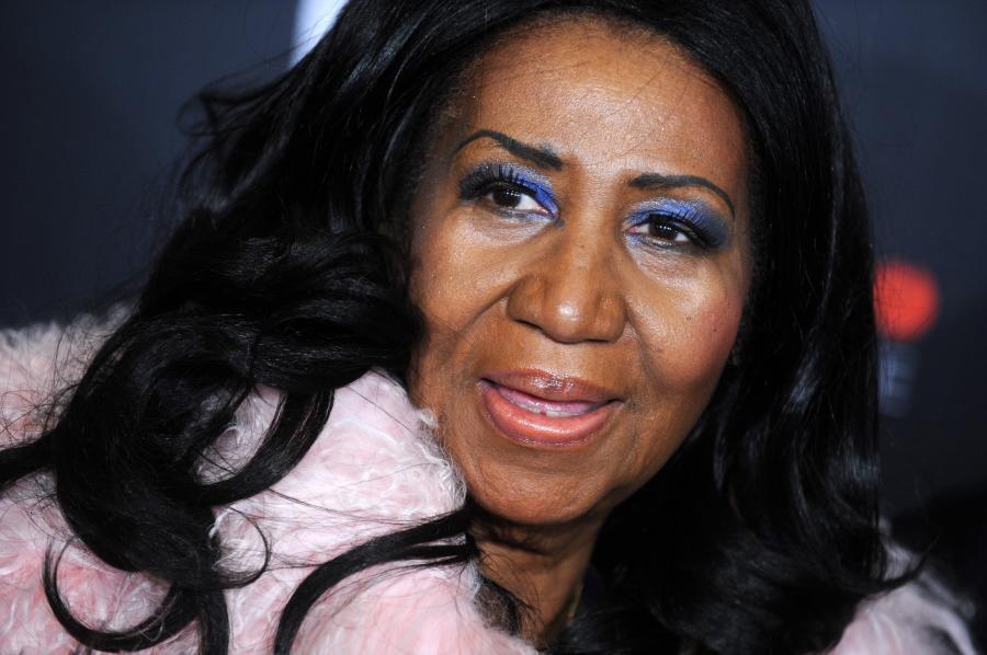 Aretha Franklin walczy o \