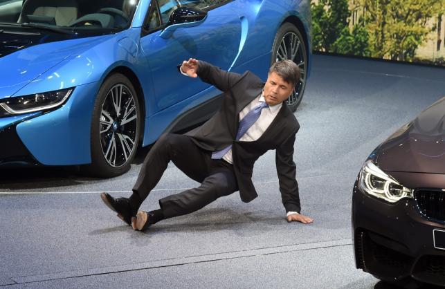 Szef BMW Harald Krueger