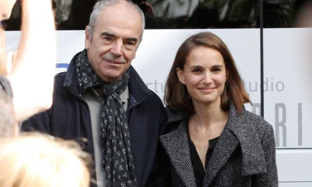 Natalie Portman przyleciała do Krakowa, by uczyć polskich filmowców [ZDJĘCIA]