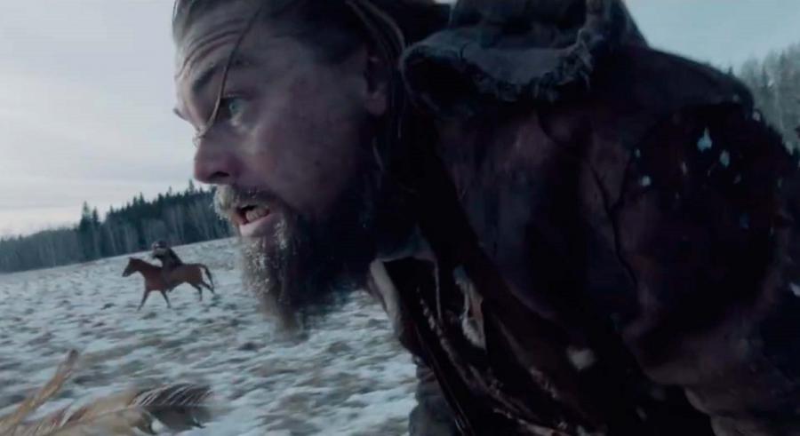 Leonardo DiCaprio musi przeżyć sam w lesie