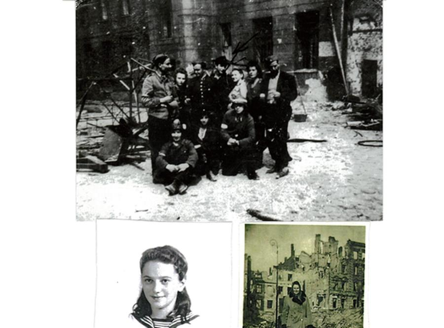 Jolanta Mirosława Zawadzka-Kolczyńska, jedna z bohaterek książki \
