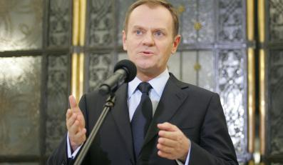 Tusk: Polska jest bezpieczna