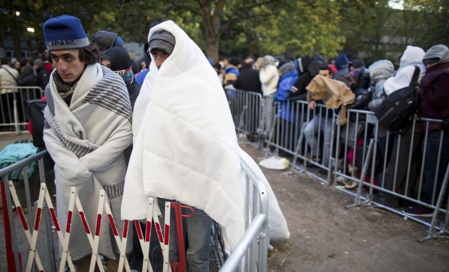 Imigranci