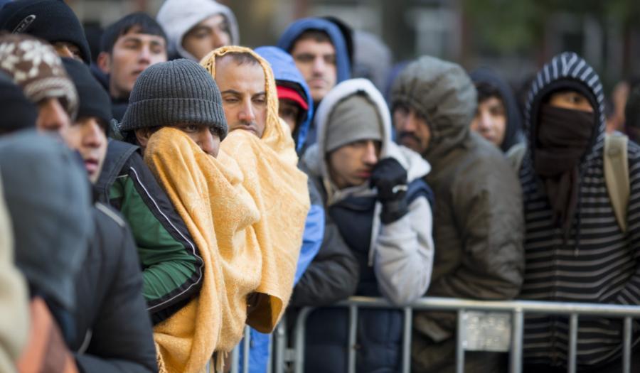 Imigranci w Niemczech