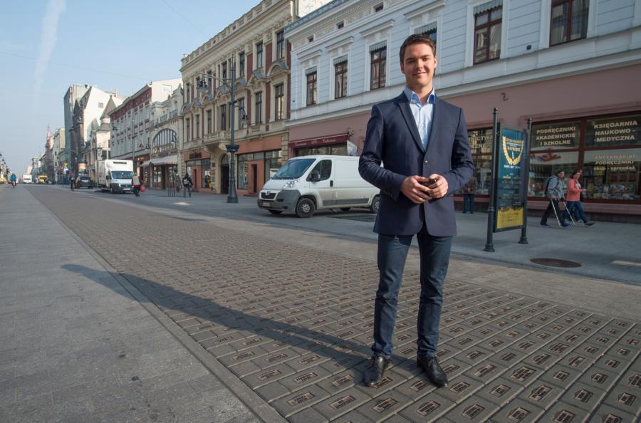 Łukasz Rzepecki. Najmłodszy poseł nowego Sejmu