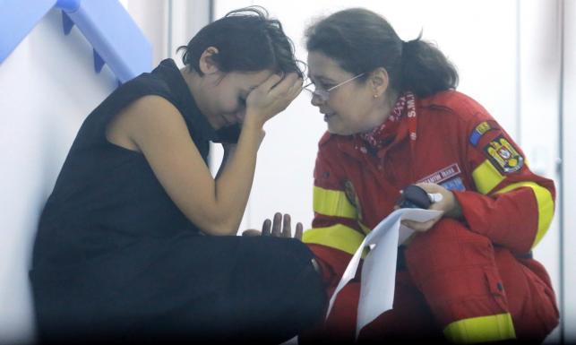 Eksplozja w nocnym klubie w Bukareszcie. Co najmniej 27 osób nie żyje [ZDJĘCIA]