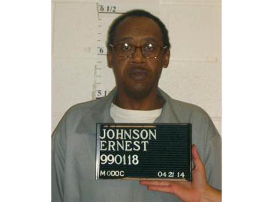 Skazany na śmierć Ernest Johnson