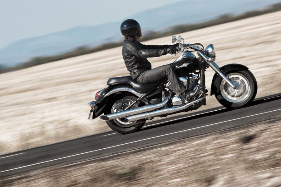 Kawasaki VN 900 Classic - zdjęcie poglądowe