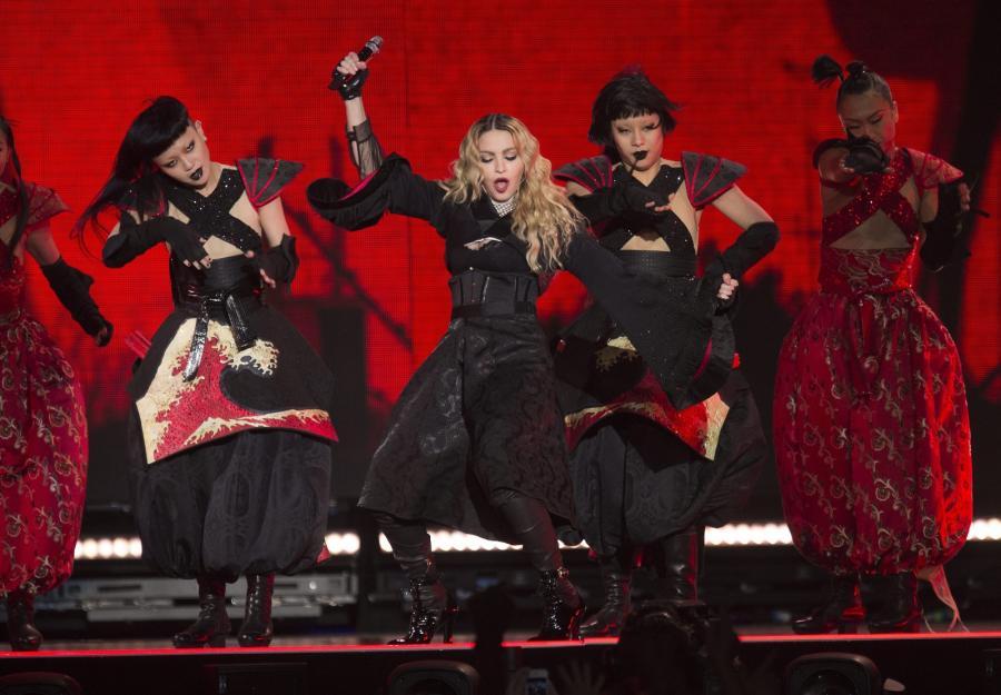 Madonna: Nie pozwolimy się uciszyć
