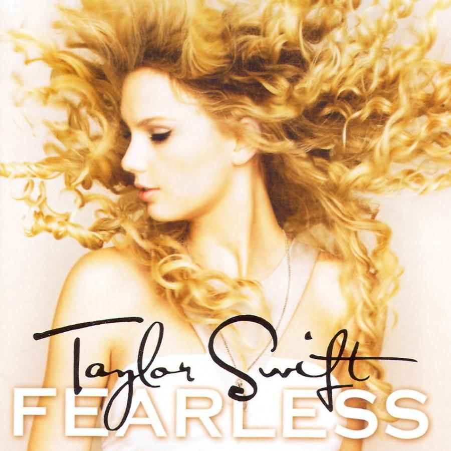 "4. ""Fearless"" – Taylor Swift"