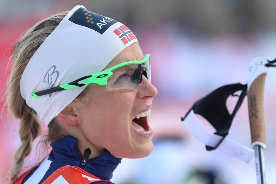 Therese Johaug najseksowniejszą kobieta w Norwegii