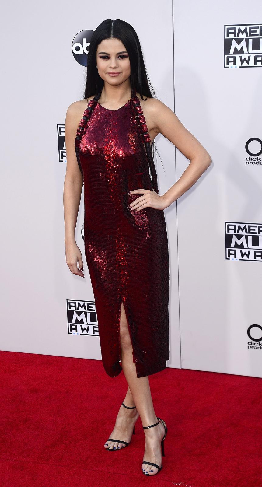Najgorętsze gwiazdy AMA 2015: Selena Gomez