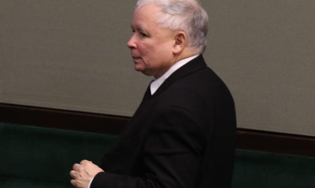 Kaczyński o Trybunale i zarzutach opozycji: Hucpa