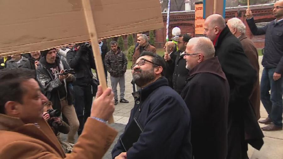Marsz muzułmanów