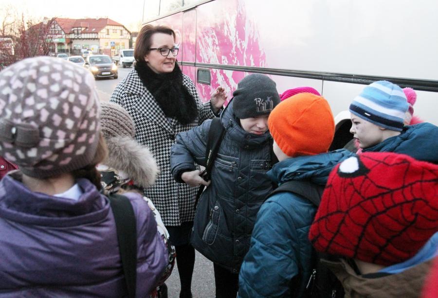 Dzieci z Mariupola idą do szkoły
