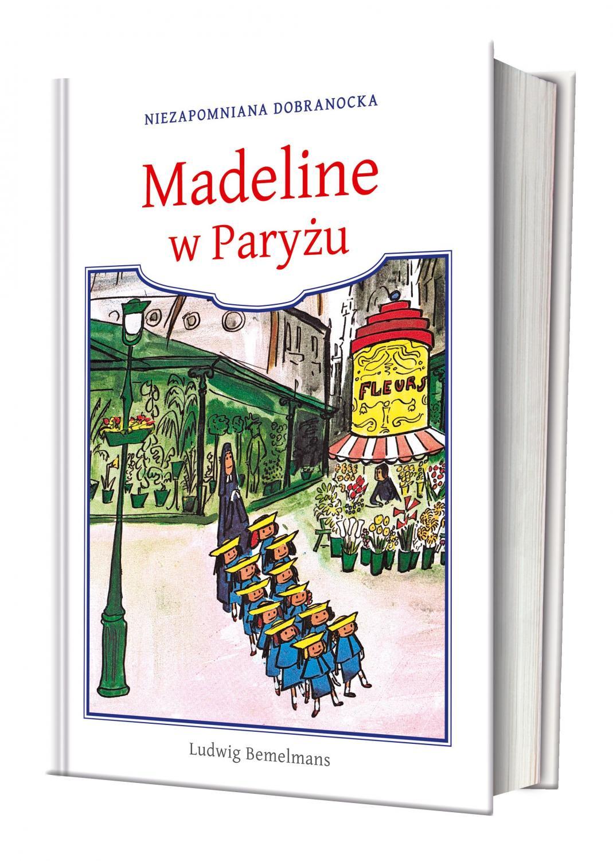 "Ludwig Bemelmans ""Madeline w Paryżu"""